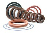 Oil seals for axles